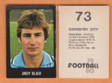 Coventry City Andy Blair